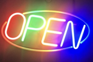 Factory Direct-sale Electronic Signs Neon Open Sign Led Bar Sign