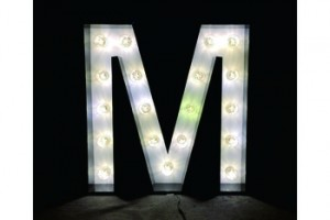 China Manufacturer Giant Wedding Marquee Love Letter Led Birthday Sign