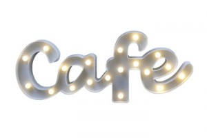 21cm decorative led marquee manufacturer light  plastic letter board room light for party wedding
