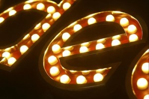 High quality hot sell 3d marquee Light led channel letter