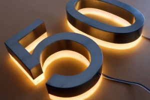 led letters sign 3d plastic acrylic letters channel letters