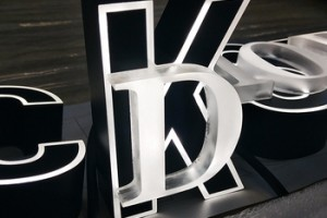 outdoor advertising acrylic letters for signs
