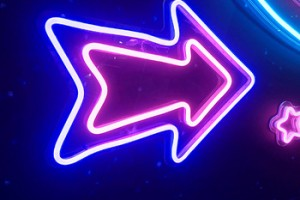 Customized low-consumption European color light signs led neon sign acrylic
