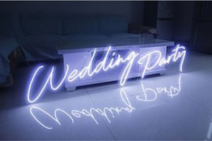 factory supply led lights neon sign bar