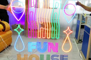 Wholesale neon sign LED custom logo neon light sign for home or bar decorate neon sign