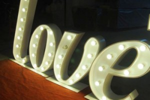 Guaranteed Custom Led Sign High Quality Letter Light Large Alphabet Lights