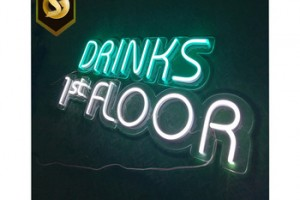 Wholesale Neon Beer Light Signage LED Neon Light Sign Letters