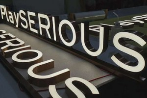 Factory price stainless steel led light box letter electronic lighting letters signage