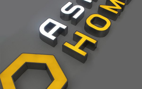 3D-Hotel-Frontlit-Signage-Letters-Factory-Signs